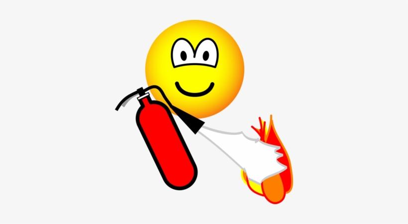 Fire Emoticon - Emoticons Fire, transparent png #421660