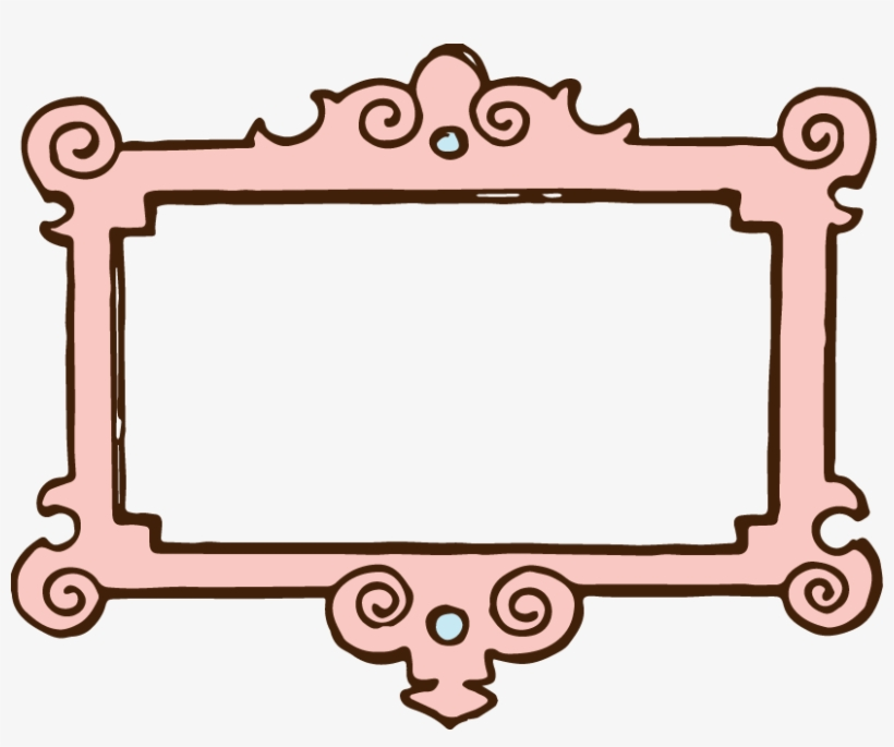 Transparent Stock Free Clip Art Vintage Oh So Nifty - Frame Black And White Clip Art, transparent png #422223