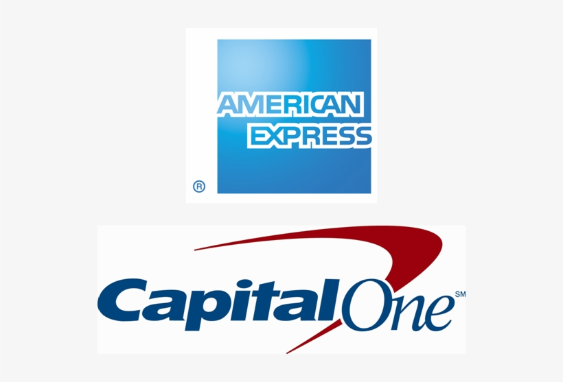 Why Capital One And American Express Are The Top Financial - Capital One Financial Logo, transparent png #422328