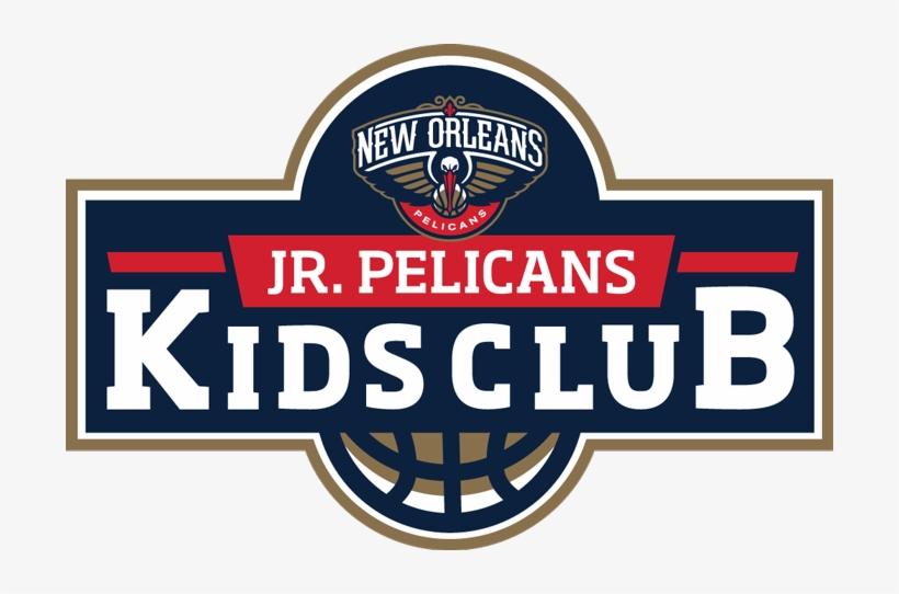 Pelicans Kids Club - Nba New Orleans Pelicans Nba Framed Logo Mirror, transparent png #422496