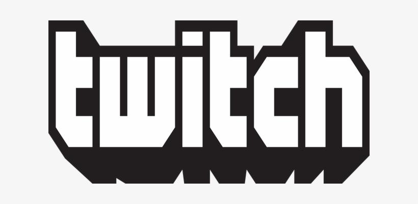 Black Twitch Logo Transparent - Jelitaf