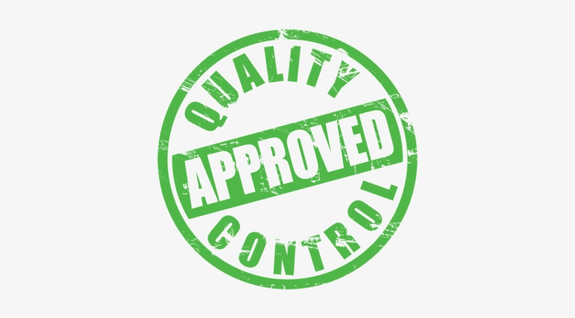 Confirmed Stamp Png - Quality Control Approved Png, transparent png #424014