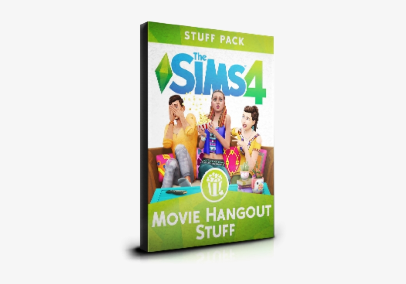 The Sims 4 Outdoor Retreat - Sims 4 Movie Night (digital Code), transparent png #426611