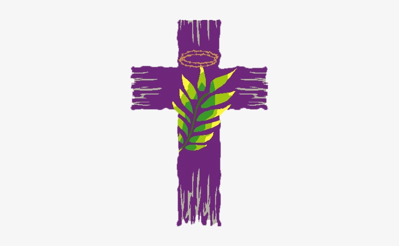 Lent Cross - Lent Cross Clip Art, transparent png #427213