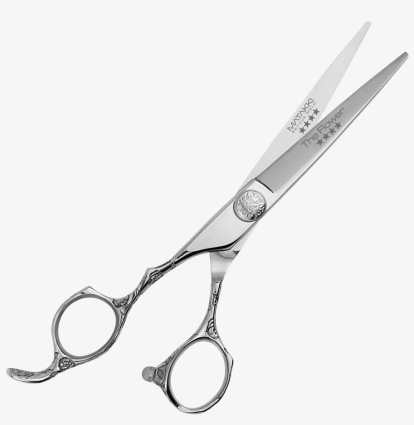 Picture Of The Flower Lefty - Hair-cutting Shears, transparent png #427341
