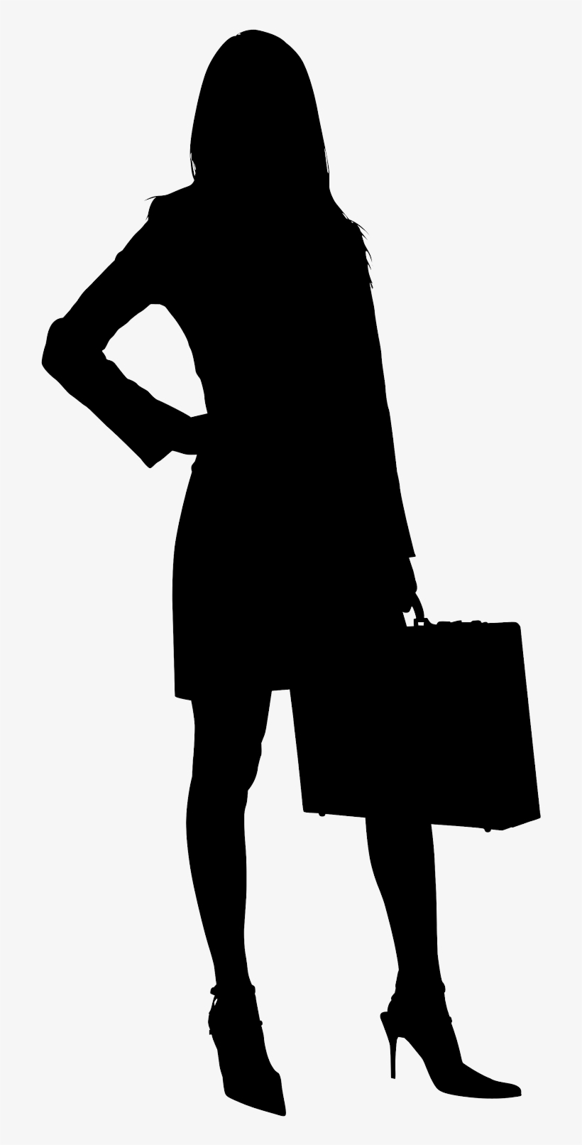 Svg Library Download Battle Dress Flash Of Romance - Business Woman Silhouette, transparent png #428044