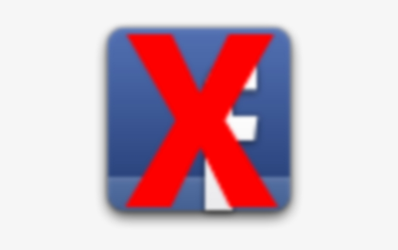 Facebook App Icon Png - Sign, transparent png #428222