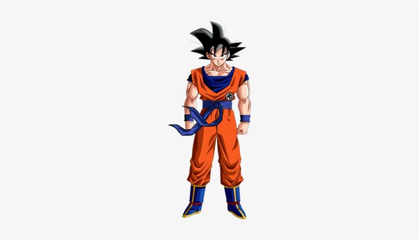 Goku Wears A Few Outfits In Dragon Ball Anime - Do Goku Do Dragon Ball, transparent png #428817