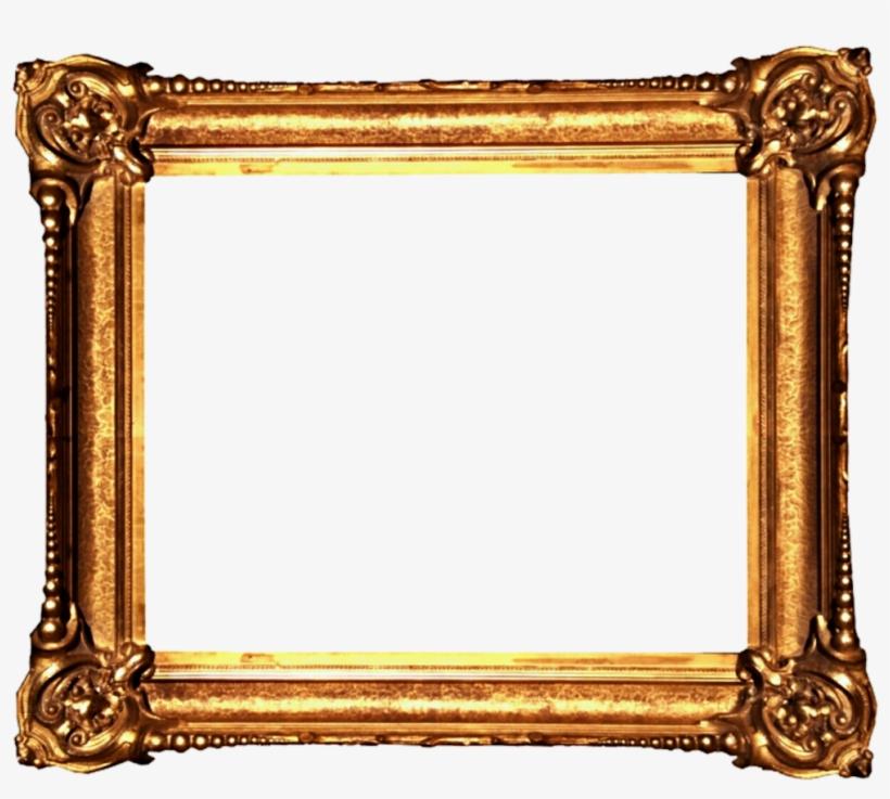Victorian Frame Transparent Images - Victorian Picture Frames Png, transparent png #429545