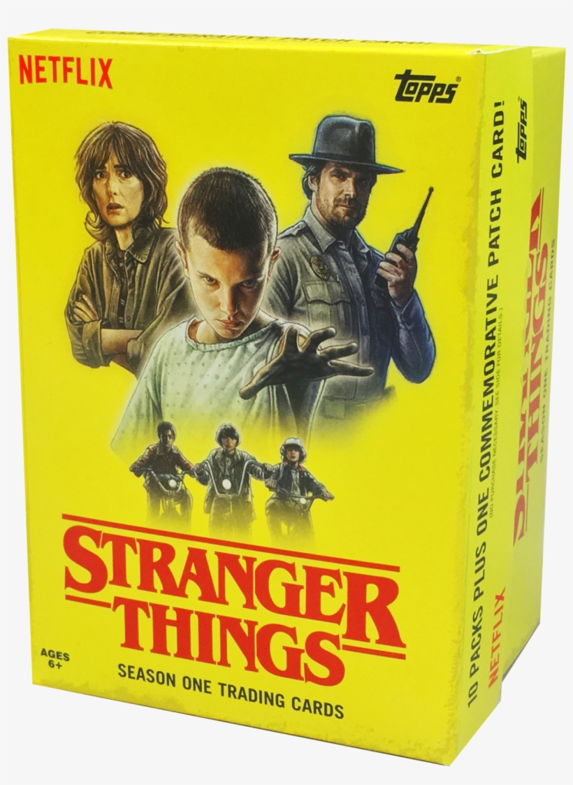 Red Distribution, Inc Stranger Things Vol 1 (ost), transparent png #4205759