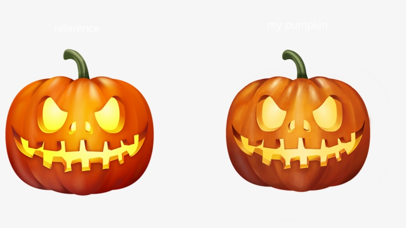 Play Video - Happy Halloween Pumpkin Png, transparent png #4206032