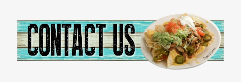 We Want To Know What You Think About Tom's - Contact Us Banner For Restaurant, transparent png #4209017
