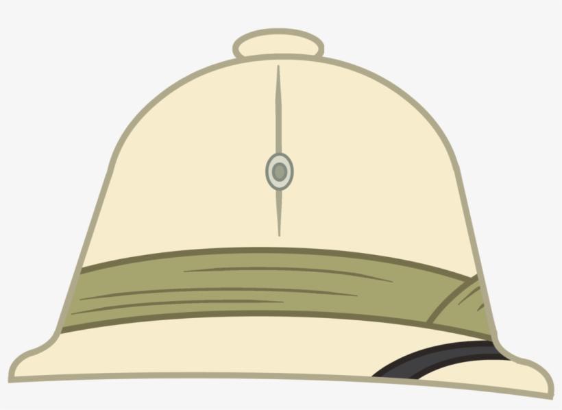 Cap Clipart Safari Hat - Cartoon Safari Hat Png, transparent png #4210700