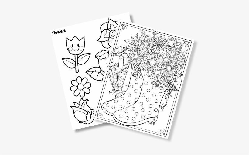 259 Free Printable Mothers Day Coloring Pages Coloring Pages Free Transparent Png Download Pngkey