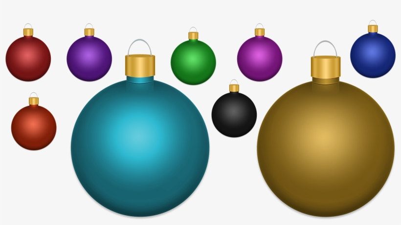 Christmas Tree Ornament Crafthubs - Christmas Tree Decorations Psd, transparent png #4213384