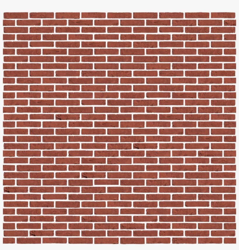 Joint Effect - Brick Wall, transparent png #4214085
