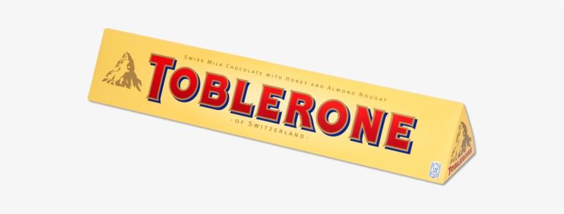 Image - Toblerone Milk Chocolate 200g, transparent png #4215392