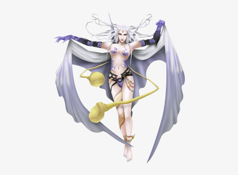 Costume - Final Fantasy Cloud Of Light, transparent png #4217497