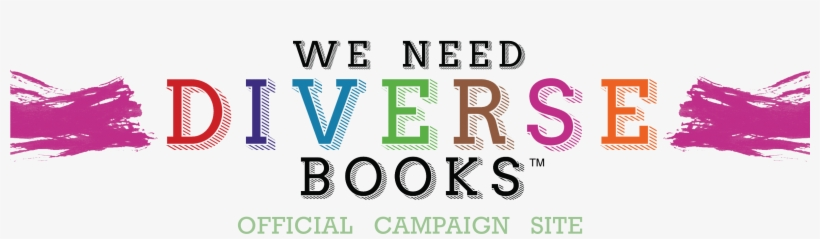 We Need Diverse Book Logo - We Need Diverse Books Logo, transparent png #4222171