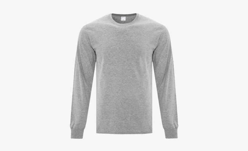 Long Sleeve T Shirt - Long-sleeved T-shirt, transparent png #4230095