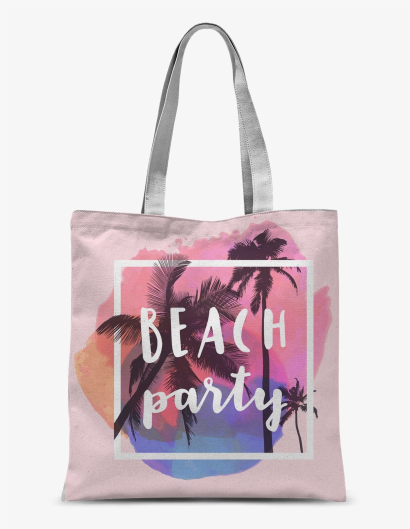 73f4dd79dae Beach Party Tote Bag - Fabulously Festive Christmas Tote Bag, transparent  png  4230615
