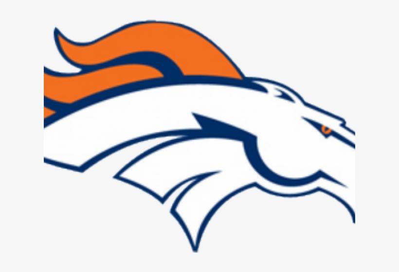 Logo Clipart Denver Bronco - Denver Broncos Logos, transparent png #4231355
