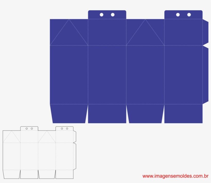 Molde De Caixa Para Corte Caixa Milk Diagram Free Transparent