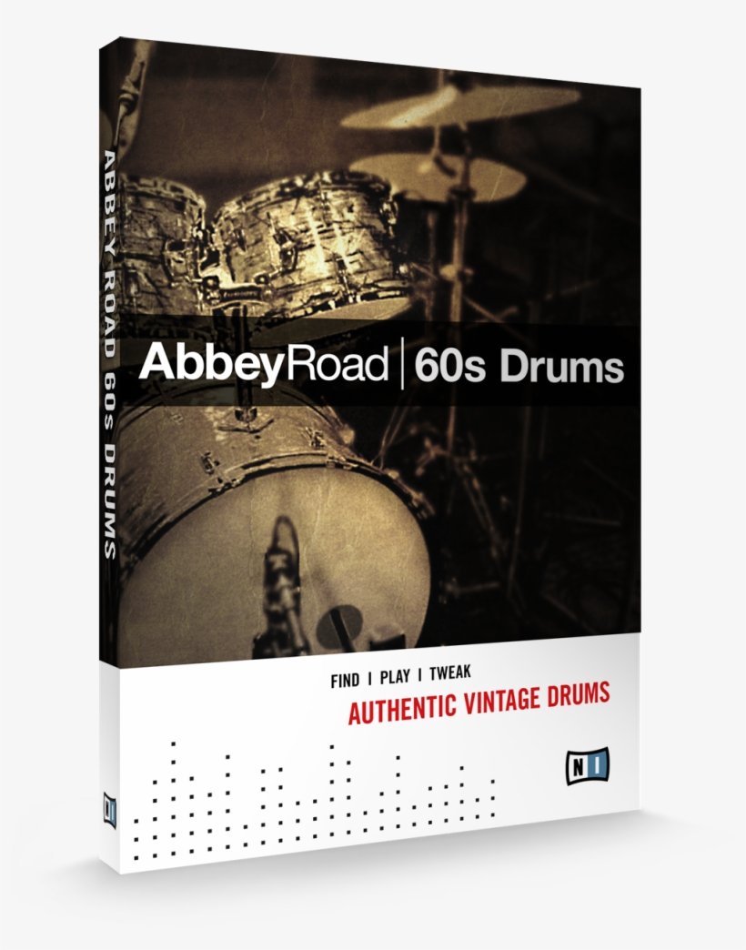 Abbey Road 60s Drums Is The First Instrument Created - Abbey Road 60s Drummer, transparent png #4235354