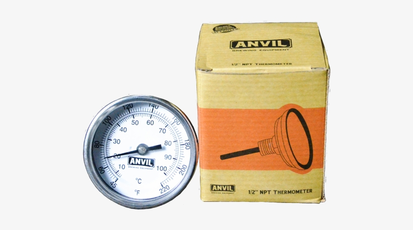 Thermometer │ Anvil Weldless - Anvil Accumulators Ai-1-3kt Bladder Kit, 3000 Psi,, transparent png #4240781