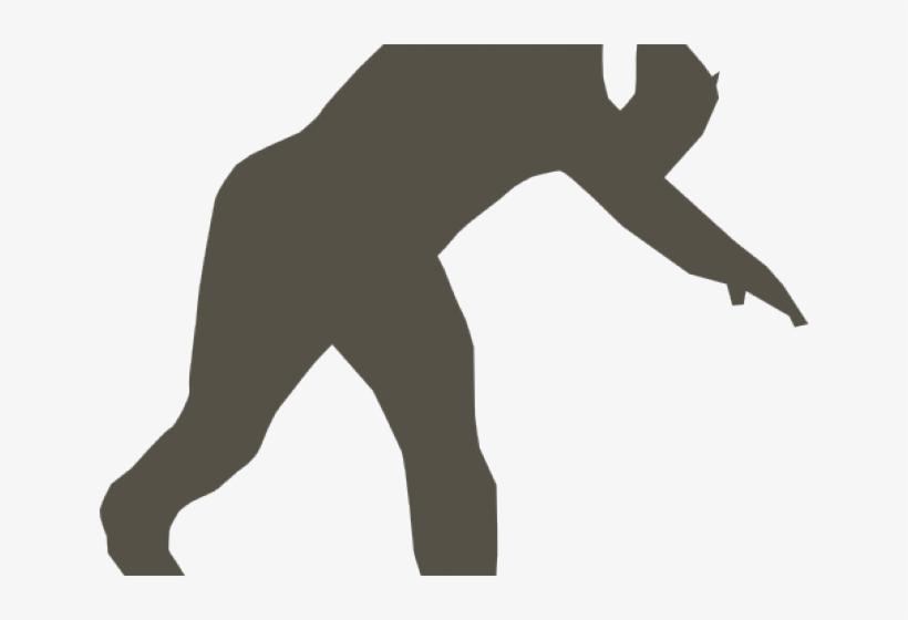 Baseball Player Clipart - Grey Baseball Pitcher Shadow Tile Coaster, transparent png #4241786