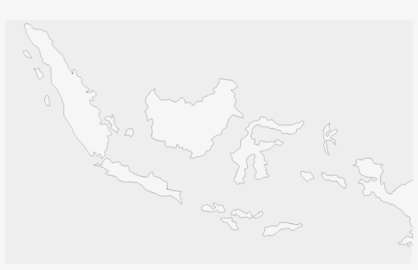 Bamboo / Braided Bamboo / Brushed Metal / Acacia / - Indonesia Map, transparent png #4241833