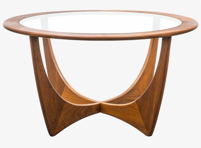 Elegante Mesa De Centro Diseñada Por Victor B Coffee Table