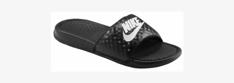 4ad10eac1 Custom Bling Nike Slides - Free Transparent PNG Download - PNGkey