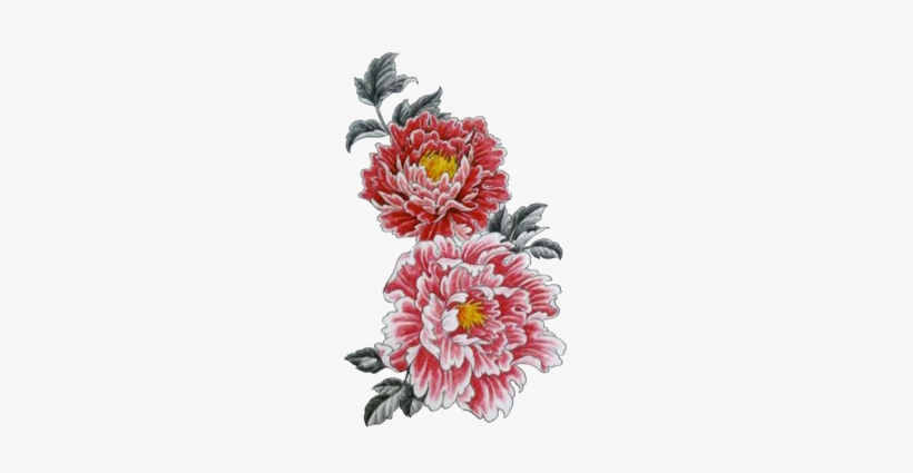 Japanese Designs Png Transparent Picture Japanese Flower Tattoo