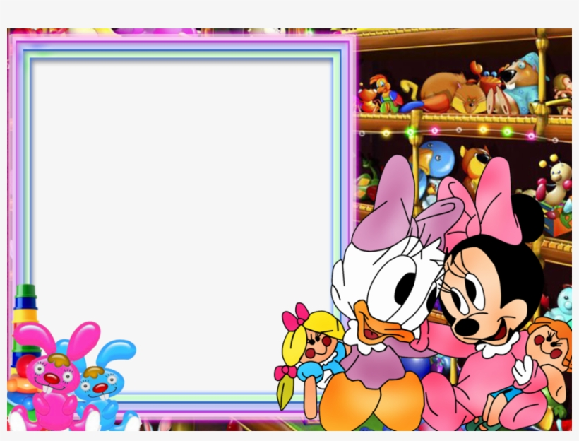 Disney Frames And Borders For Kids Clipart Mickey Mouse Baby