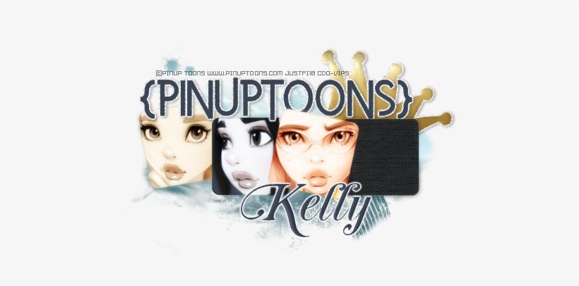 Pinup Toons Girls - Pin-up Model, transparent png #4243867