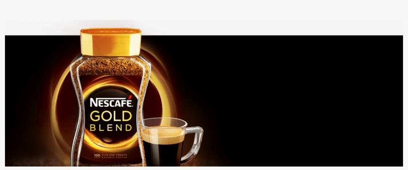 Get The Nescafé® Gold Blend Now - Nescafe Gold Blend Golden Roasted 200g Jar, transparent png #4243988