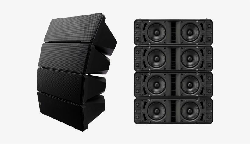 Hx 7 Es Un Sistema De Altavoces De 250 W Rms Con Dispersión - Toa Hx-7b Variable Dispersion Speaker, 750 W, 8 Ohms,, transparent png #4246228