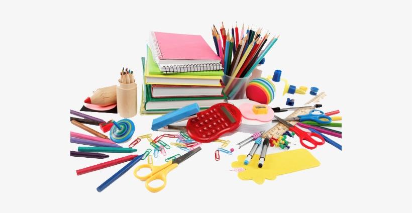 Accessories - School Supplies, transparent png #4252312