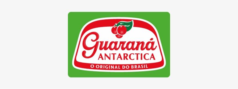 Guarana Antarctica Logo Vector, transparent png #4253416