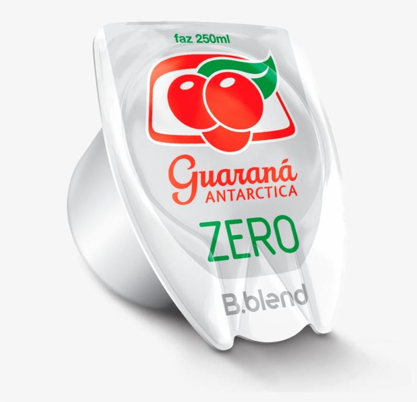 Capsula Guaranã¡ Antarctica Zero - Guarana Can (guarana Antarctica Lata) 330ml, transparent png #4254555