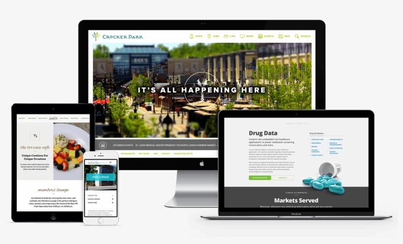 Website - Web Design Website Development, transparent png #4256559