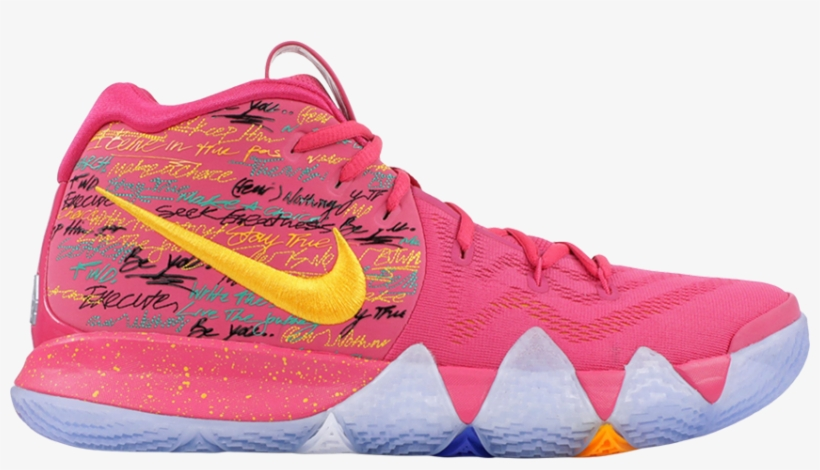 87face3d7f24 Kyrie 4  nba 2k18  Friends   Family - Nike Kyrie 4 - Free ...