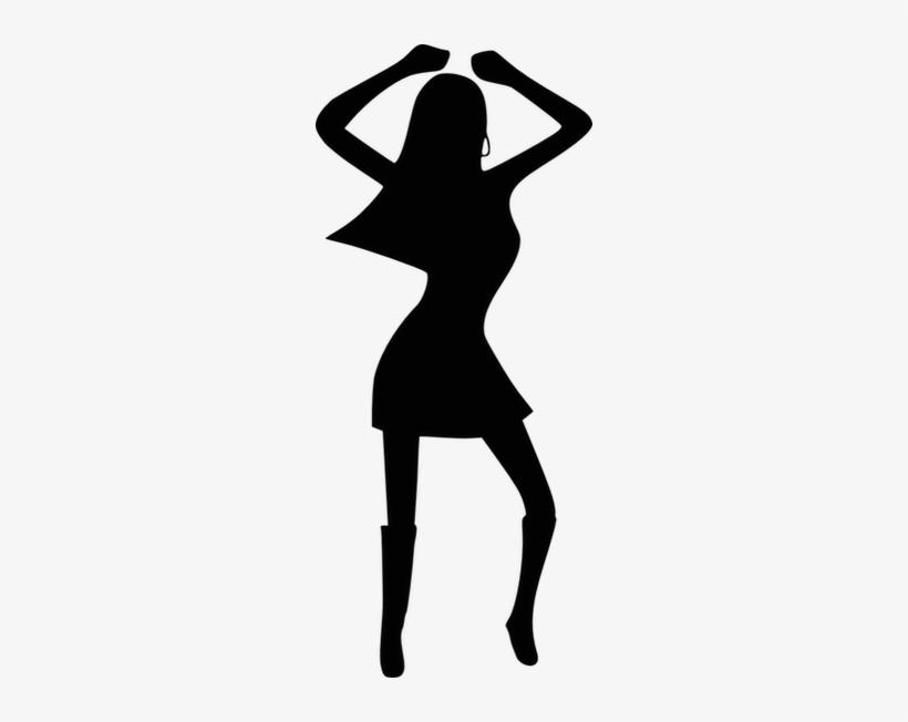 Picture - Disco Dancing Clip Art, transparent png #4261633