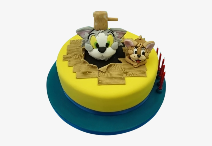 Tom And Jerry Cake Tom Jerry Cake Png Hd Free Transparent Png