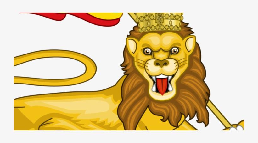 Cropped Lion Of Judah Scepter Book - Roaring Lion Of Judah Transparent, transparent png #4267743