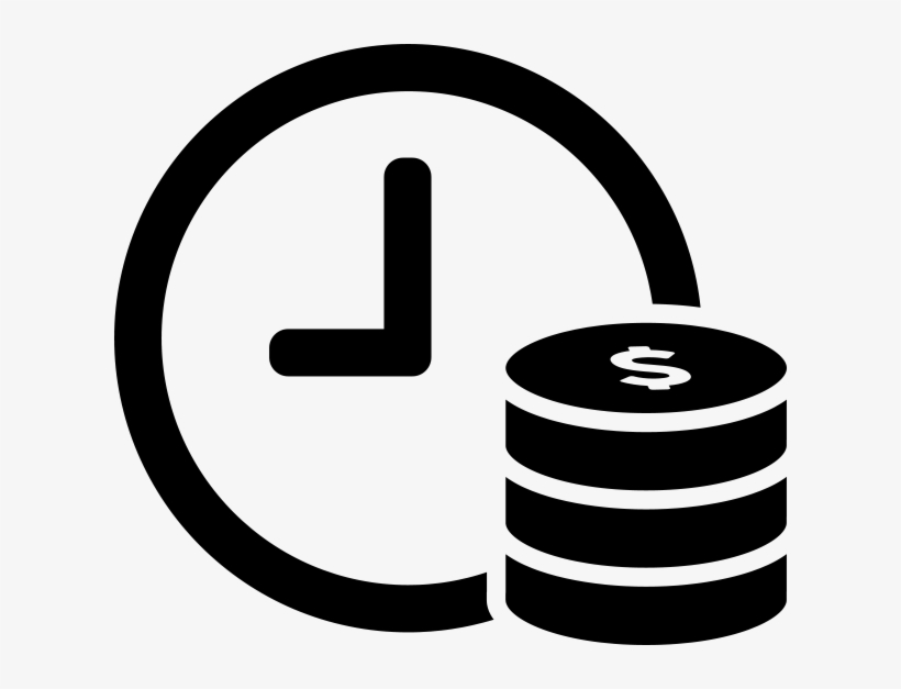 Cost Optimization & Development Time Management You - Time And Money Icon, transparent png #4267772
