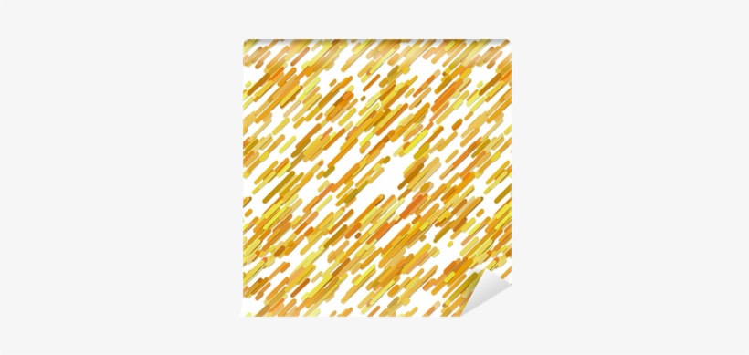 Abstract Random Diagonal Rounded Stripe Pattern Background - Vector Graphics, transparent png #4269230