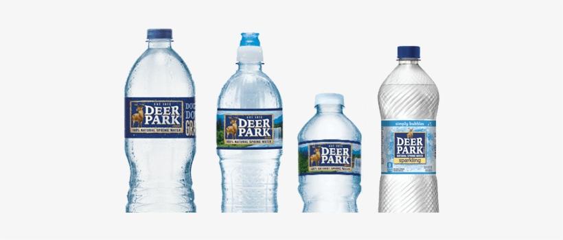 Get Started - Deer Park 100% Natural Spring Water 12 Fl. Oz. Bottle, transparent png #4270296