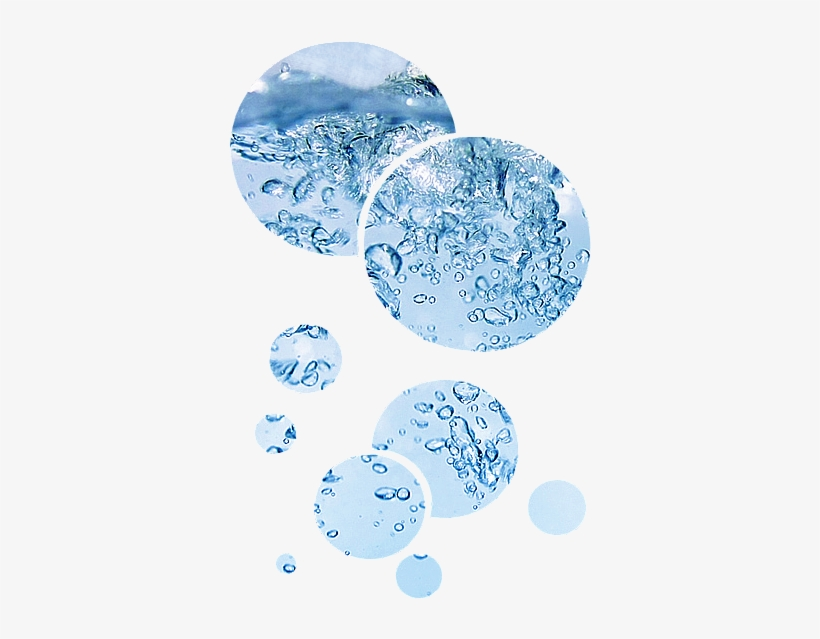 4% La Disminución Del Consumo Total De Energía - Burbujas De Agua Png, transparent png #4277825
